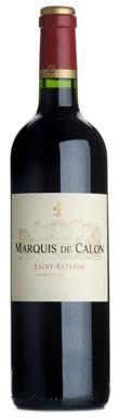 Saint-Estèphe 2013, Marquis de Calon Chateau Calon Segur 2013