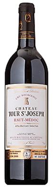 Haut-Médoc 2013, Chateau Tour St Joseph 2013