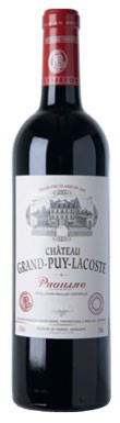 Pauillac 2013, Chateau Grand Puy Lacoste 2013