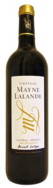 Listrac 2013, Moulis 2013, Chateau Mayne Lalande 2013