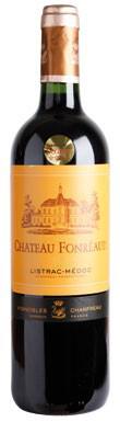 Listrac 2013, Moulis 2013, Chateau Fonreaud 2013