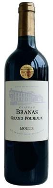Listrac 2013, Moulis 2013, Chateau Branas Grand Poujeaux 2013