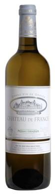 Pessac white 2013, Graves white 2013, Chateau de France blanc 2013