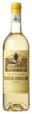 Pessac white 2013, Graves white 2013, Chateau Ferrande Blanc 2013