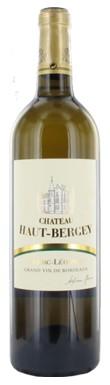 Pessac white 2013, Graves white 2013, Chateau Haut Bergey 2013
