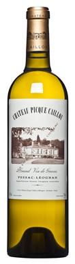 Pessac white 2013, Graves white 2013, Chateau Picque Caillou 2013