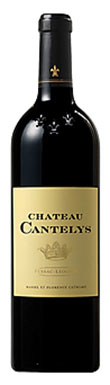 Graves red 2013, Pessac leognan red 2013, Chateau Cantelys 2013