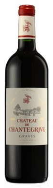 Graves red 2013, Pessac leognan red 2013, Chateau Chantegrive Rouge 2013