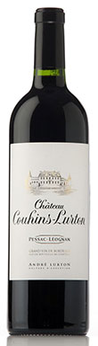 Graves red 2013, Pessac leognan red 2013, Chateau Couhins Lurton 2013