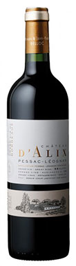 Graves red 2013, Pessac leognan red 2013, Chateau dAlix 2013
