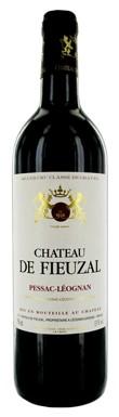 Graves red 2013, Pessac leognan red 2013, Chateau de Fieuzal 2013
