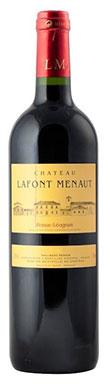 Graves red 2013, Pessac leognan red 2013, Chateau Lafont Menaut 2013