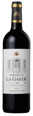 Graves red 2013, Pessac leognan red 2013, Chateau La Garde 2013