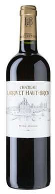 Graves red 2013, Pessac leognan red 2013, Chateau Larrivet Haut Brion 2013