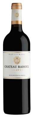 Graves red 2013, Pessac leognan red 2013, Chateau Rahoul Rouge 2013