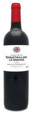Graves red 2013, Pessac leognan red 2013, Chateau Roquetaillade La Grange 2013