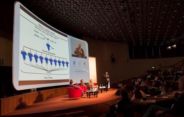 Masters of Wine symposium 2014
