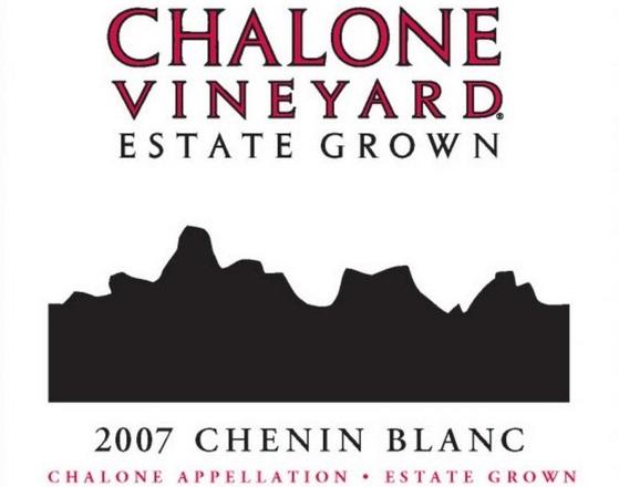 Chalone chenin