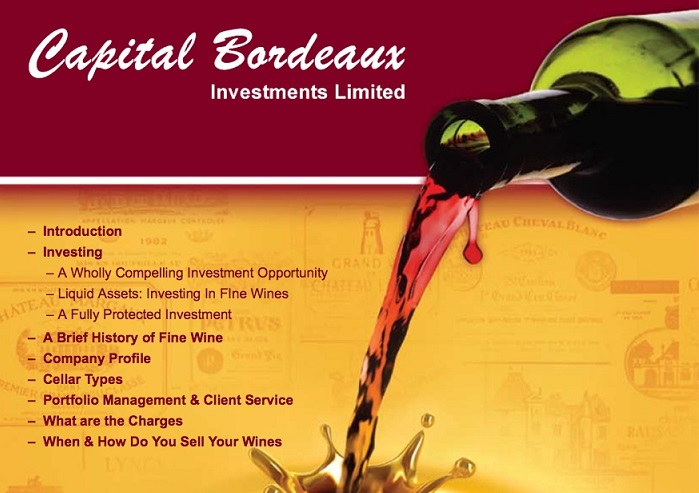 Capital Bordeaux Investments