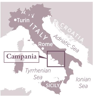 Cilento Region Italy Map.Decanter Travel Guide Cilento Italy Decanter