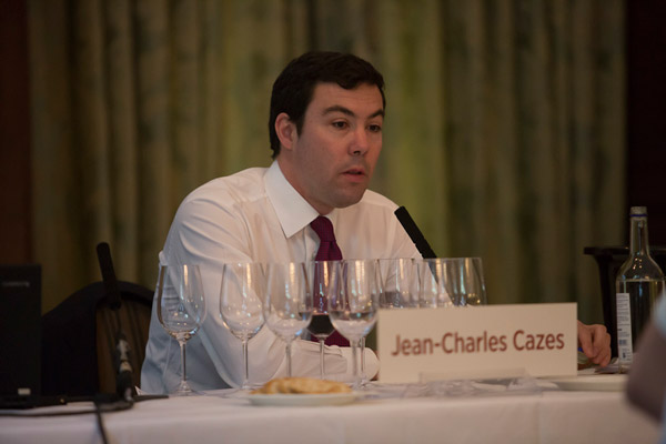 BFWE 2012 Chateau Lynch Bages Jean Charles Cazes