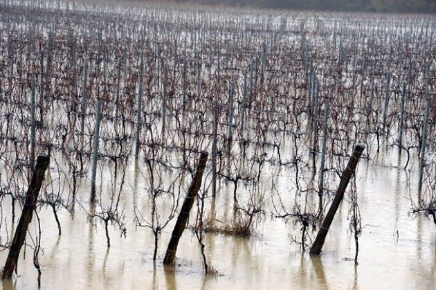Floods Bordeaux