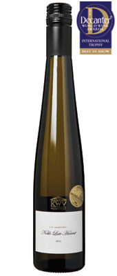 DWWA 14 International Trophy, KWV The Mentors Noble Late Harvest South Africa 2012