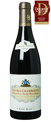 Albert Bichot Lavaut Saint-Jacques Burgundy 2010