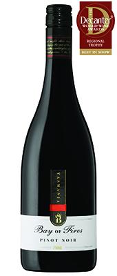 Bay of Fires Pinot Noir Australia 2012