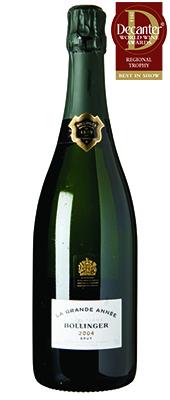 Bollinger La Grande Année Brut France Champagne 2004