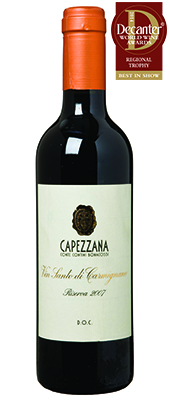 Capezzana Riserva Tuscany 2007