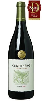 Cederberg Shiraz South Africa 2011