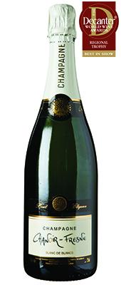 Chanoir-Fresne Brut Blanc de Blancs France Champagne NV
