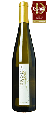 Chateau Ste. Michelle Eroica Gold Riesling USA Washington St