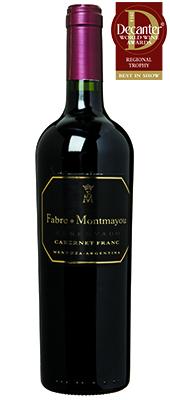 Fabre Montmayou Reservado Cabernet Franc Argentina 2013