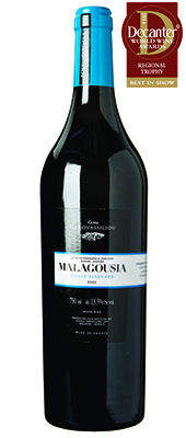 Gerovassiliou Single Vineyard Malagousia Greece Macedonia