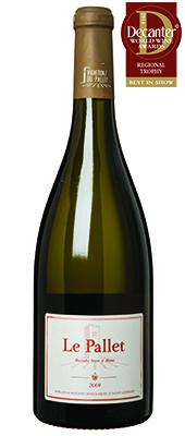Les Vignerons du Pallet Loire Muscadet Sèvre et Maine Le Pal