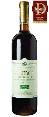 L'Union de Cooperatives Vinicoles de Samos Anthemís Greece A