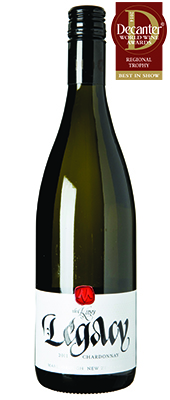 Marisco The King's Legacy Chardonnay New Zealand Marlborough