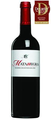 Matanegra Vendimia Seleccionada Spain 2010