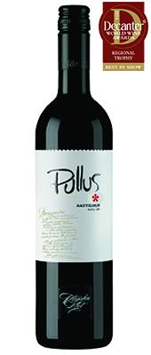 Pullus Sauvignon Dry Slovenia 2013