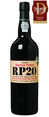 Ramos Pinto RP20 Quinta do Bom Retiro 20 Year Old Tawny Port