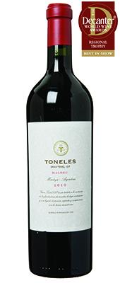 Toneles Gran Tonel 137 Argentina 2010