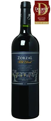 Zorzal Field Blend Cabernet Sauvignon Malbec Argentina Mendoza