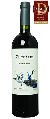 Zuccardi Serie A Bonarda Argentina 2013