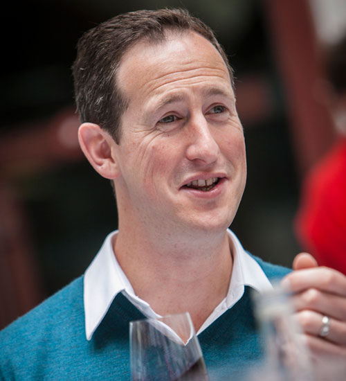 Peter Richards MW, decanter awards