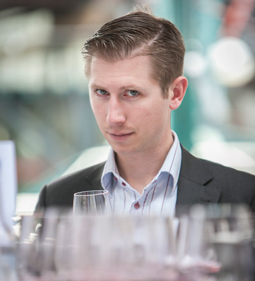 DWWA 2014 judge Aristide Spies