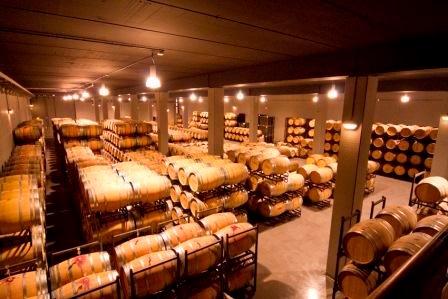 Bodegas Tobia cellars