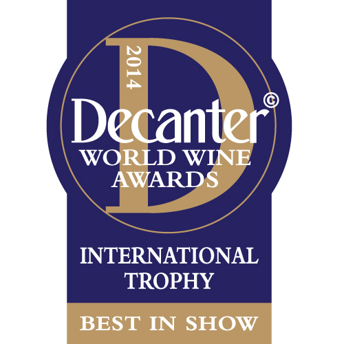 DWWA 2014 International trophy logo