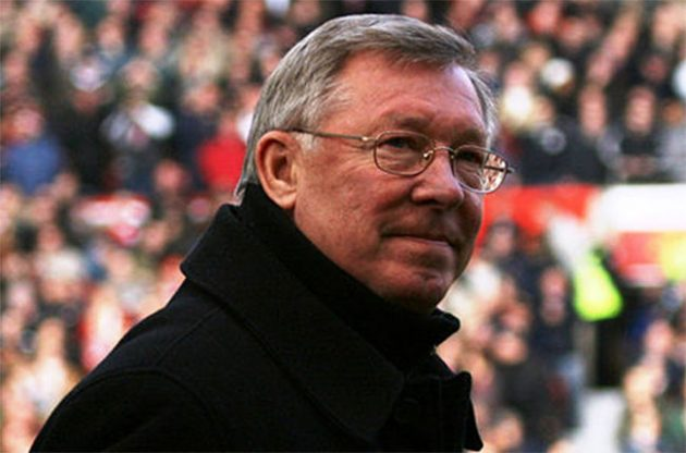 Sir Alex Ferguson, fine wine